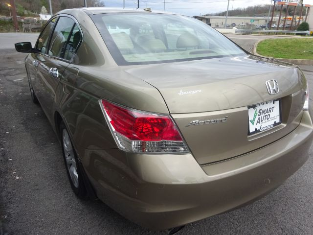Pre-Owned 2008 Honda Accord EX-L V-6 Sedan AT wi