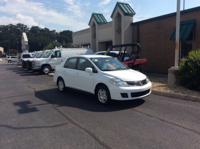 Pre-Owned 2010 Nissan Versa 1.8 S Sedan