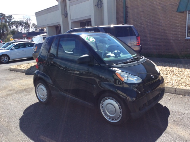 Pre-Owned 2009 smart Fortwo Passion