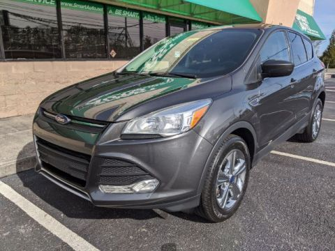 Pre-Owned 2016 Ford Escape SE FWD