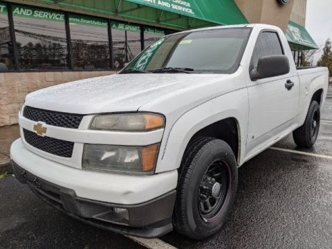 Pre-Owned 2009 Chevrolet Colorado Work Truck 2WD