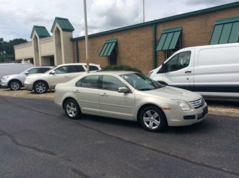 Pre-Owned 2008 Ford Fusion V6 SE