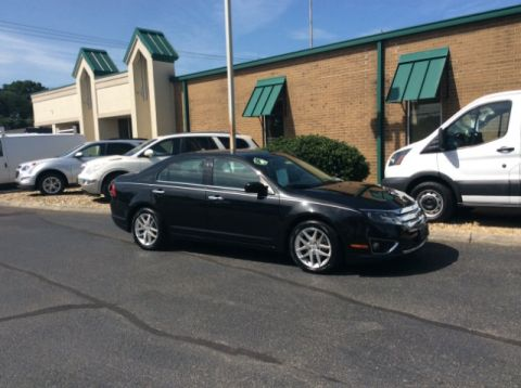 Pre-Owned 2011 Ford Fusion V6 SEL AWD