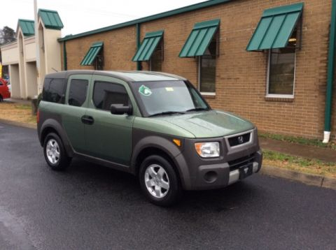 Pre-Owned 2003 Honda Element EX 4WD AT