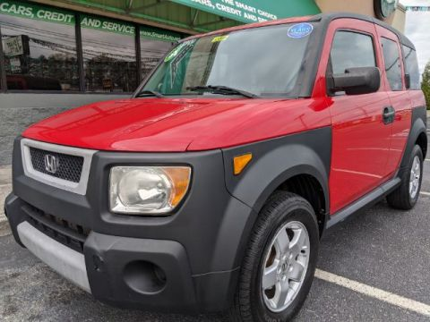 Pre-Owned 2005 Honda Element EX 4WD 4-spd AT